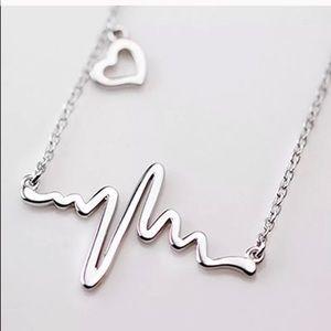 Jewelry - 🩺💕Few Left! Heartbeat Necklace💕🩺